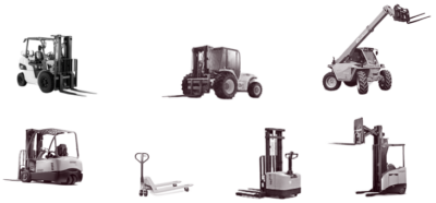 Saga Universal Training Corp. All Lift Trucks