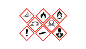 Saga Universal Training Corp. Hazardous Materials