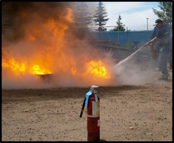 Saga Universal Training Corp - Fire Safety