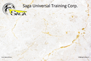 Saga Certificate