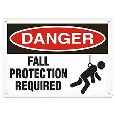 Saga Universal Training Corp. Fall Protection
